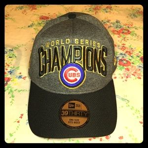 """Chicago CUBS """"WORLD SERIES CHAMPIONS"""" Hat"""